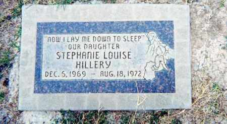 HILLERY, STEPHANIE LOUISE - Maricopa County, Arizona | STEPHANIE LOUISE HILLERY - Arizona Gravestone Photos