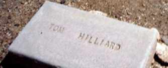 HILLIARD, THOMAS JEFFERSON (TOM) - Maricopa County, Arizona   THOMAS JEFFERSON (TOM) HILLIARD - Arizona Gravestone Photos