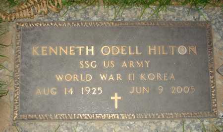 HILTON, KENNETH ODELL - Maricopa County, Arizona | KENNETH ODELL HILTON - Arizona Gravestone Photos