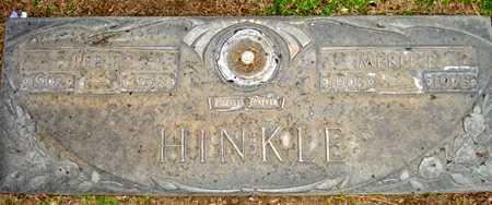 HINKLE, LEE E. - Maricopa County, Arizona | LEE E. HINKLE - Arizona Gravestone Photos
