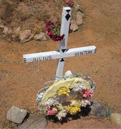 HINTON, JULIUS - Maricopa County, Arizona | JULIUS HINTON - Arizona Gravestone Photos