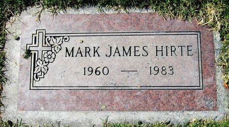 HIRTE, MARK JAMES - Maricopa County, Arizona   MARK JAMES HIRTE - Arizona Gravestone Photos