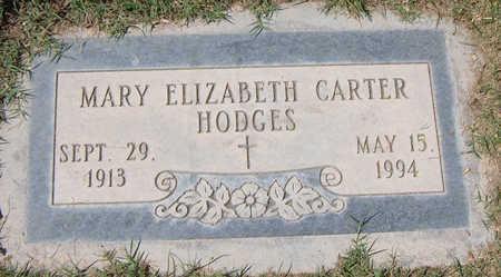 CARTER HODGES, MARY ELIZABETH - Maricopa County, Arizona | MARY ELIZABETH CARTER HODGES - Arizona Gravestone Photos