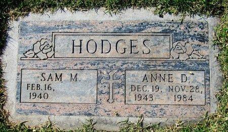 HODGES, SAM M. - Maricopa County, Arizona | SAM M. HODGES - Arizona Gravestone Photos