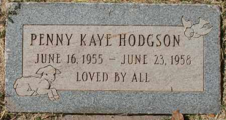 HODGSON, PENNY KAYE - Maricopa County, Arizona | PENNY KAYE HODGSON - Arizona Gravestone Photos
