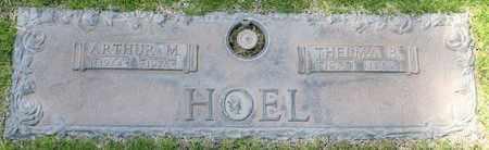 HOEL, THELMA B - Maricopa County, Arizona | THELMA B HOEL - Arizona Gravestone Photos