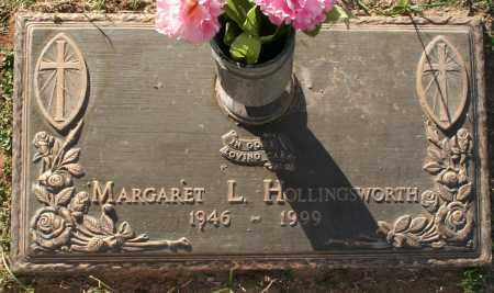 HOLLINGSWORTH, MARGARET L - Maricopa County, Arizona | MARGARET L HOLLINGSWORTH - Arizona Gravestone Photos