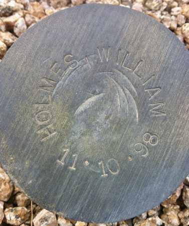 HOLMES, WILLIAM - Maricopa County, Arizona   WILLIAM HOLMES - Arizona Gravestone Photos