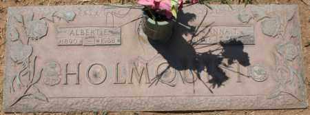 HOLMQUIST, ANNA T. - Maricopa County, Arizona   ANNA T. HOLMQUIST - Arizona Gravestone Photos