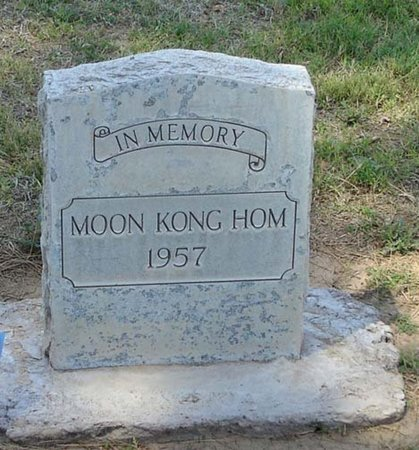 HOM, MOON KONG - Maricopa County, Arizona | MOON KONG HOM - Arizona Gravestone Photos