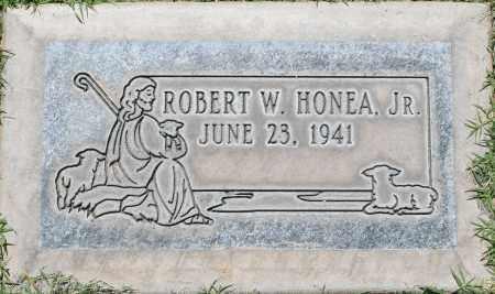 HONEA, ROBERT W, JR - Maricopa County, Arizona   ROBERT W, JR HONEA - Arizona Gravestone Photos