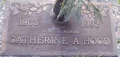 HOOD, CATHERINE A. - Maricopa County, Arizona | CATHERINE A. HOOD - Arizona Gravestone Photos