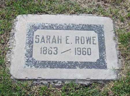 HOOPENGARNER, SARAH E. - Maricopa County, Arizona | SARAH E. HOOPENGARNER - Arizona Gravestone Photos