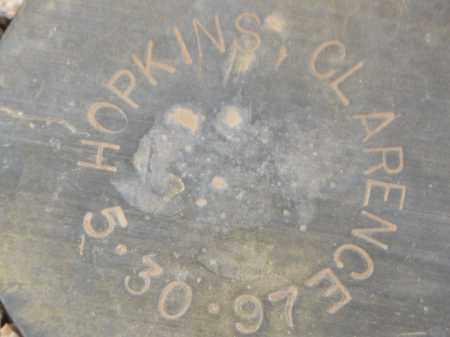 HOPKINS, CLARENCE - Maricopa County, Arizona | CLARENCE HOPKINS - Arizona Gravestone Photos