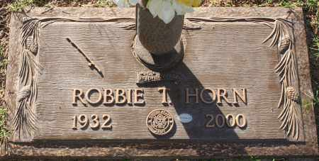 HORN, ROBBIE T - Maricopa County, Arizona | ROBBIE T HORN - Arizona Gravestone Photos