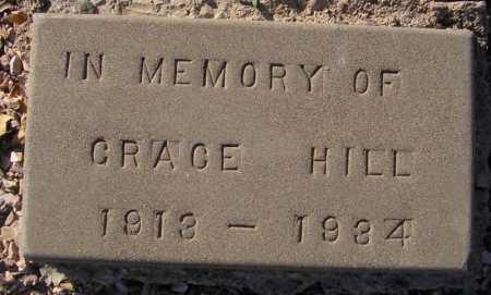 HORTON, GRACE - Maricopa County, Arizona | GRACE HORTON - Arizona Gravestone Photos