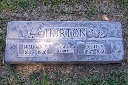 HORTON, NELLIE B. - Maricopa County, Arizona | NELLIE B. HORTON - Arizona Gravestone Photos