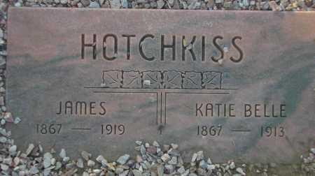 HOTCHKISS, KATIE BELLE - Maricopa County, Arizona | KATIE BELLE HOTCHKISS - Arizona Gravestone Photos