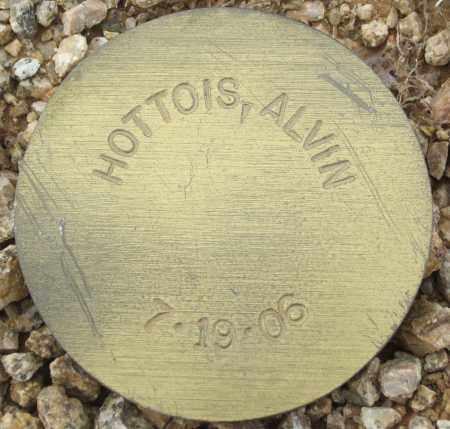HOTTOIS, ALVIN - Maricopa County, Arizona | ALVIN HOTTOIS - Arizona Gravestone Photos
