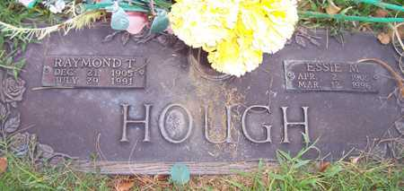HOUGH, ESSIE M. - Maricopa County, Arizona | ESSIE M. HOUGH - Arizona Gravestone Photos