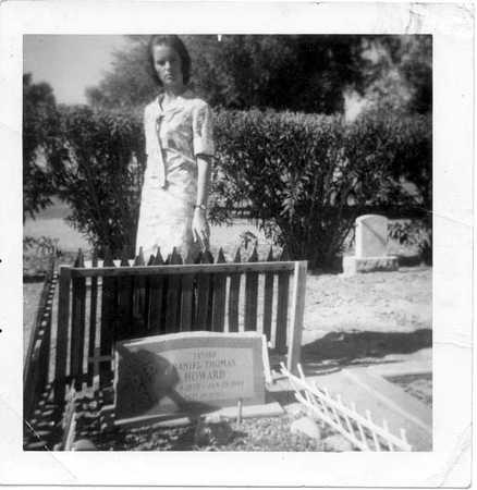 HOWARD, DANIEL THOMAS - Maricopa County, Arizona   DANIEL THOMAS HOWARD - Arizona Gravestone Photos