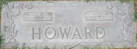 HOWARD, DOROTHY R. - Maricopa County, Arizona | DOROTHY R. HOWARD - Arizona Gravestone Photos