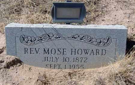 HOWARD, MOSE - Maricopa County, Arizona | MOSE HOWARD - Arizona Gravestone Photos
