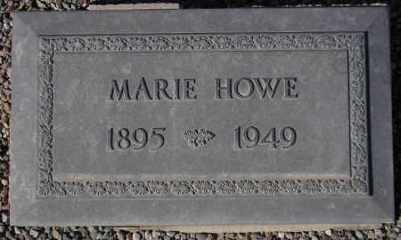 WOMACK HOWE, MARIE - Maricopa County, Arizona | MARIE WOMACK HOWE - Arizona Gravestone Photos