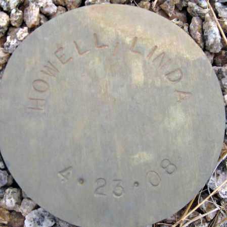 HOWELL, LINDA - Maricopa County, Arizona | LINDA HOWELL - Arizona Gravestone Photos