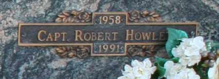 HOWLETT, ROBERT - Maricopa County, Arizona | ROBERT HOWLETT - Arizona Gravestone Photos