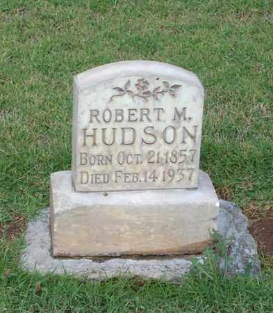 HUDSON, ROBERT M. - Maricopa County, Arizona | ROBERT M. HUDSON - Arizona Gravestone Photos