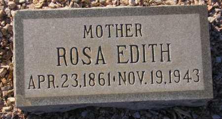 HUFF, ROSA EDITH - Maricopa County, Arizona | ROSA EDITH HUFF - Arizona Gravestone Photos