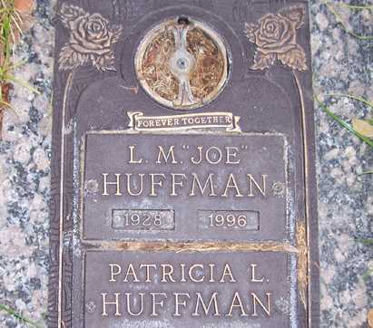 "HUFFMAN, L. M. ""JOE"" - Maricopa County, Arizona 