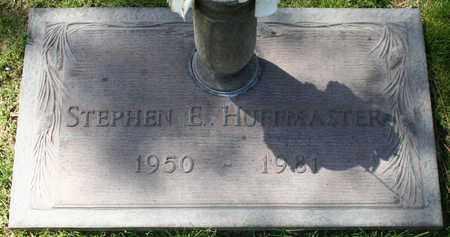 HUFFMASTER, STEPHEN E - Maricopa County, Arizona | STEPHEN E HUFFMASTER - Arizona Gravestone Photos
