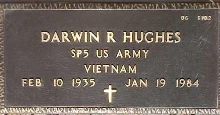 HUGHES, DARWIN R. - Maricopa County, Arizona | DARWIN R. HUGHES - Arizona Gravestone Photos
