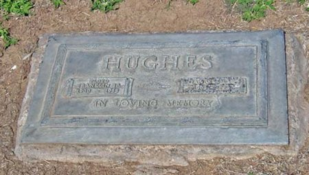 HUGHES, CARRIE MAE - Maricopa County, Arizona | CARRIE MAE HUGHES - Arizona Gravestone Photos