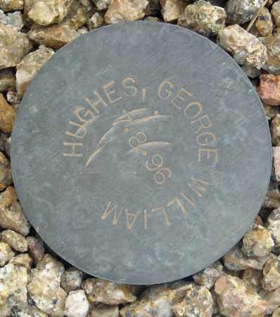 HUGHES, GEORGE WILLIAM - Maricopa County, Arizona   GEORGE WILLIAM HUGHES - Arizona Gravestone Photos