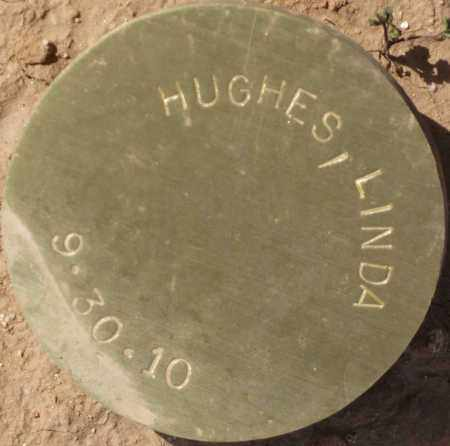 HUGHES, LINDA - Maricopa County, Arizona | LINDA HUGHES - Arizona Gravestone Photos