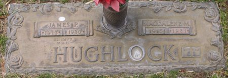 HUGHLOCK, JAMES P - Maricopa County, Arizona | JAMES P HUGHLOCK - Arizona Gravestone Photos