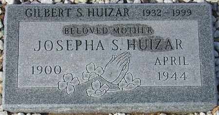 HUIZAR, JOSEPHA S. - Maricopa County, Arizona | JOSEPHA S. HUIZAR - Arizona Gravestone Photos