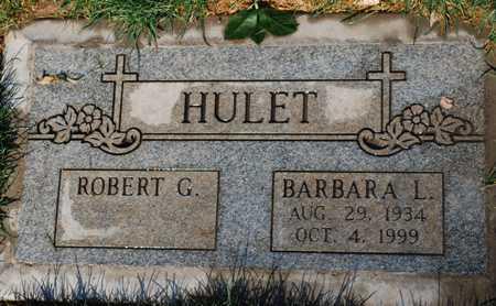HULET, BARBARA L. - Maricopa County, Arizona   BARBARA L. HULET - Arizona Gravestone Photos