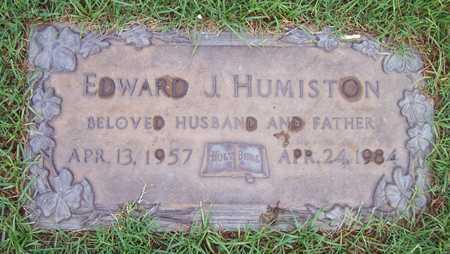 HUMISTON, EDWARD J. - Maricopa County, Arizona | EDWARD J. HUMISTON - Arizona Gravestone Photos