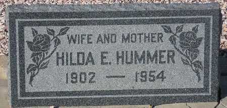 HUMMER, HILDA E. - Maricopa County, Arizona   HILDA E. HUMMER - Arizona Gravestone Photos