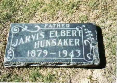HUNSAKER, JAVIS ELBERT - Maricopa County, Arizona   JAVIS ELBERT HUNSAKER - Arizona Gravestone Photos