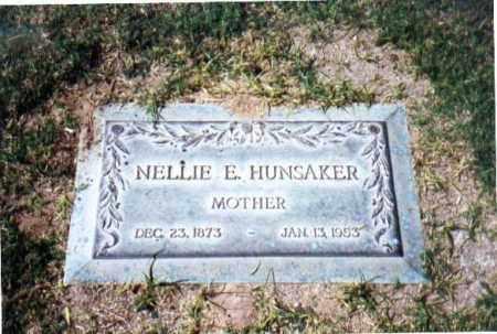 HUNSAKER, NELLIE ELMIRA - Maricopa County, Arizona   NELLIE ELMIRA HUNSAKER - Arizona Gravestone Photos