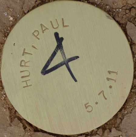 HURT, PAUL - Maricopa County, Arizona | PAUL HURT - Arizona Gravestone Photos