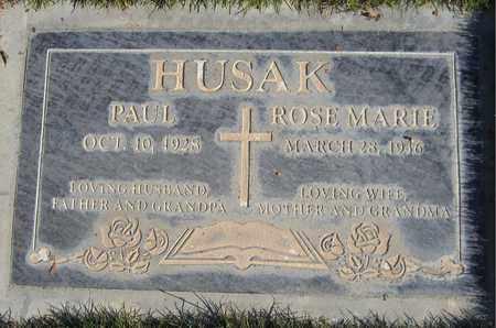 HUSAK, PAUL - Maricopa County, Arizona | PAUL HUSAK - Arizona Gravestone Photos