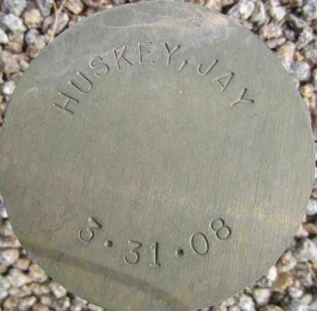 HUSKEY, JAY - Maricopa County, Arizona   JAY HUSKEY - Arizona Gravestone Photos