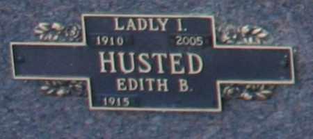 HUSTED, LADLY I - Maricopa County, Arizona | LADLY I HUSTED - Arizona Gravestone Photos
