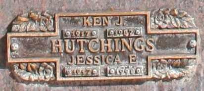 HUTCHINGS, KEN J - Maricopa County, Arizona | KEN J HUTCHINGS - Arizona Gravestone Photos